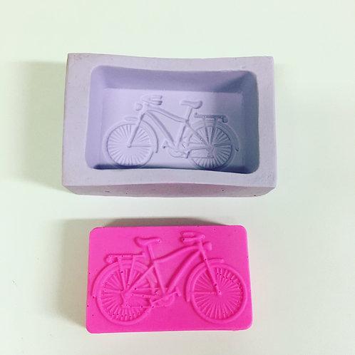 Molde de Silicone - Bicicleta