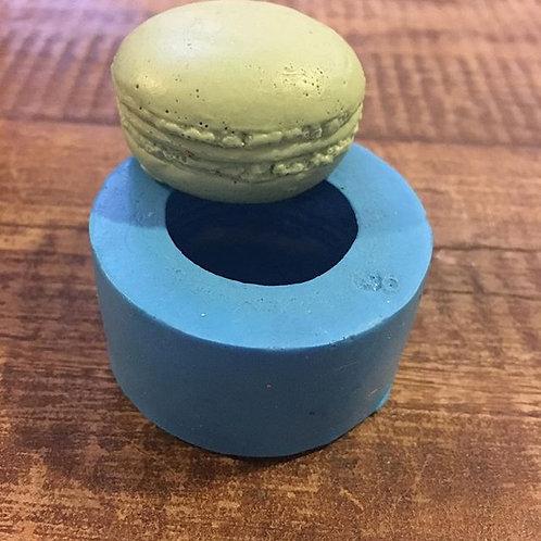 Molde de Silicone Macaron
