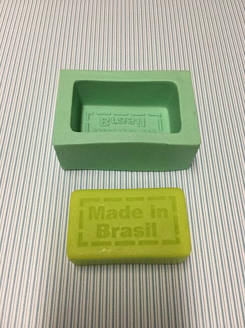 Molde de Silicone - Made in Brazil