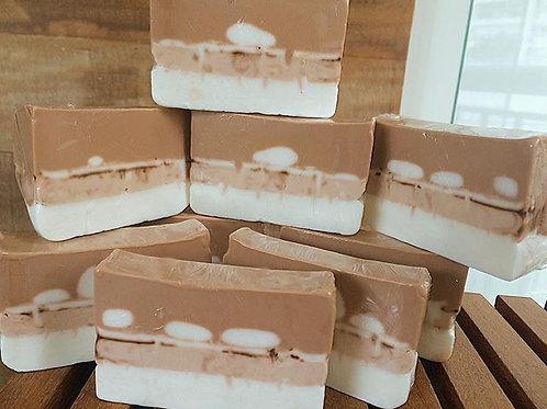 Barra de Sabonete Manteiga Corporal - 09 unidades