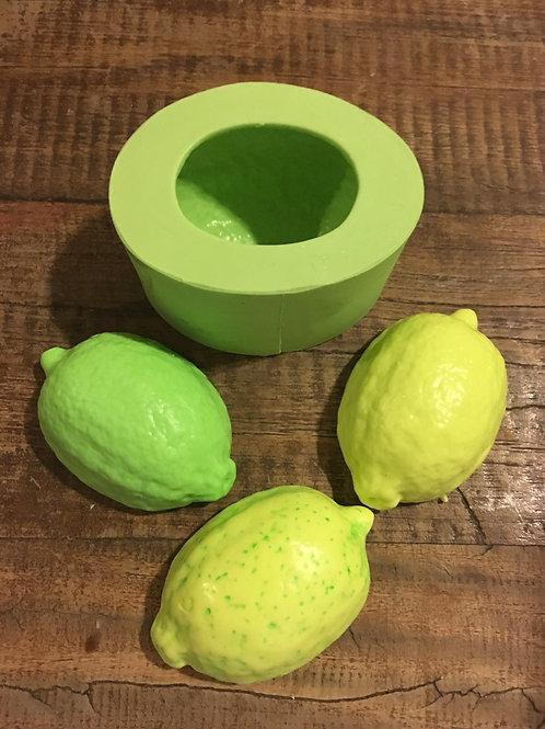 Molde de Silicone - Limão Siciliano