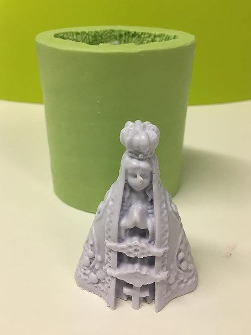 Molde de Silicone - Nossa Senhora