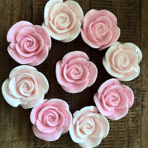 Sabonetes Rosas de Outono