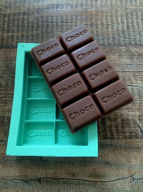 Molde de Silicone - Chocolate