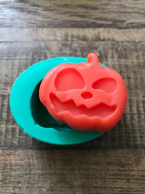 Molde de Silicone - Abóbora Halloween