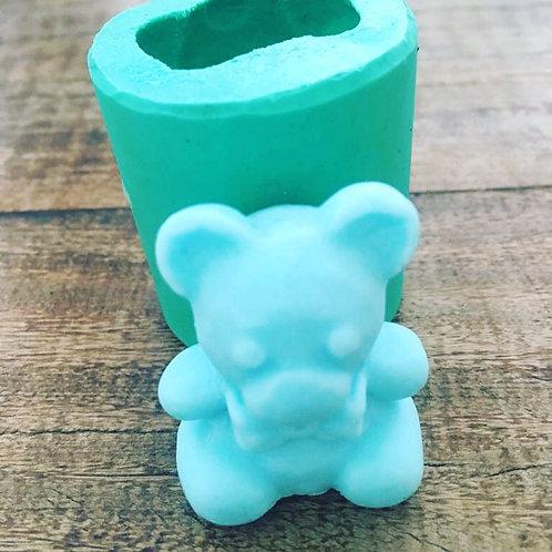 Molde de Silicone - Ursinho Pequeno