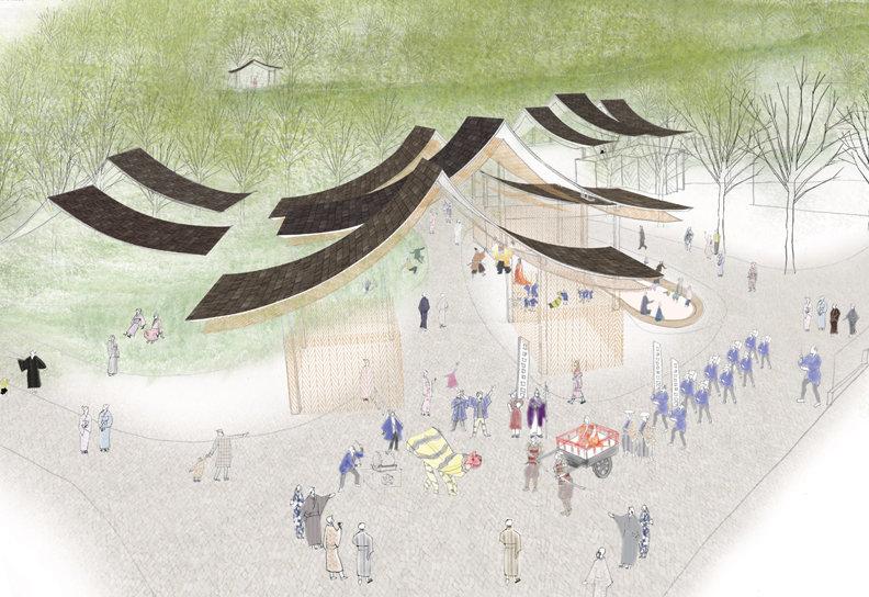 伊豆の国市伝統芸能会館建築設計提案競技