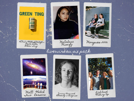 LivewireAU's Six Pack: No Tricks, Just Tasty Tunes and Undiscovered Treats