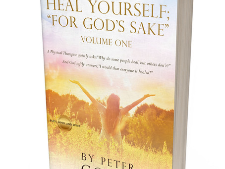 """The Call of a Healer? and excerpt from """"The Touch"""""""