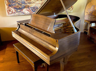 The Gift Of A Piano