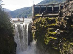The Dam Has Broken!