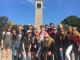 Fun at Cornell