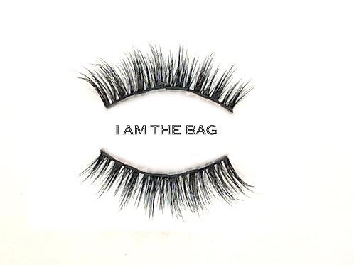 I AM THE BAG - Money Magnet Eyelashes and Magnetic Liner Set