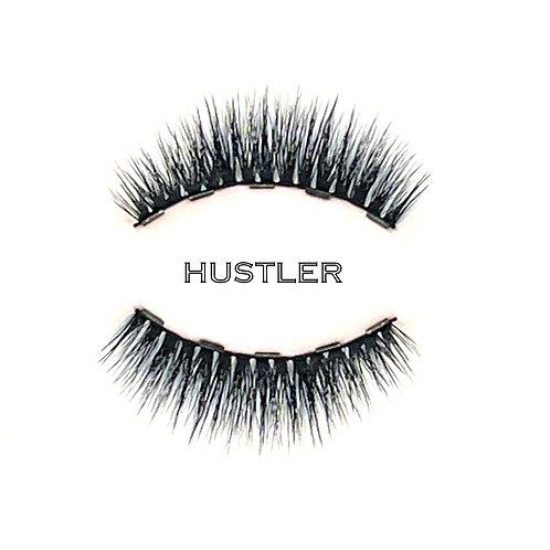 HUSTLER - Money Magnet Eyelashes and Magnetic Liner Set
