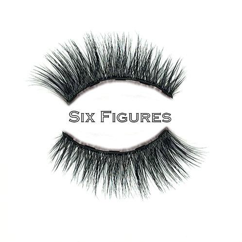 SIX FIGURES - Money Magnet Eyelashes and Magnetic Liner Set
