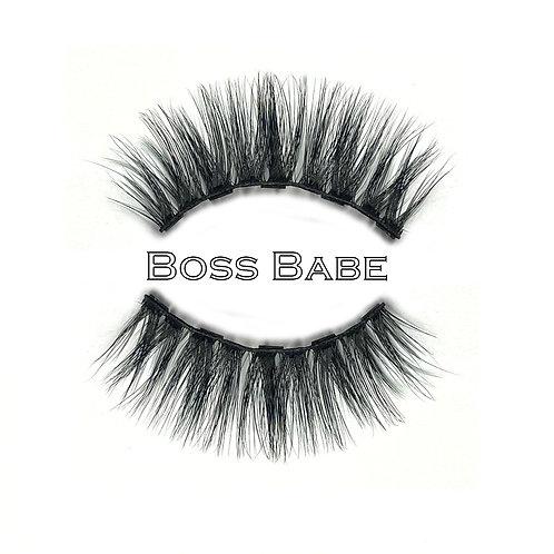 BOSS BABE - Money Magnet Eyelashes and Magnetic Liner Set