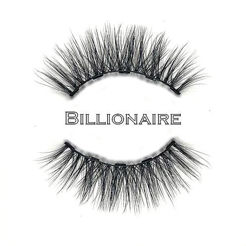 BILLIONAIRE - Money Magnet Eyelashes and Magnetic Liner Set