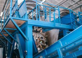 O caminho do resíduo reciclável