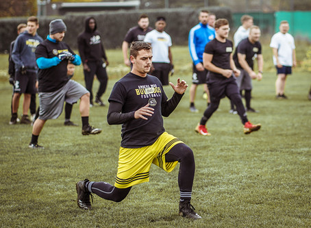 Bulldogs laden erneut zu Combine & Tryout