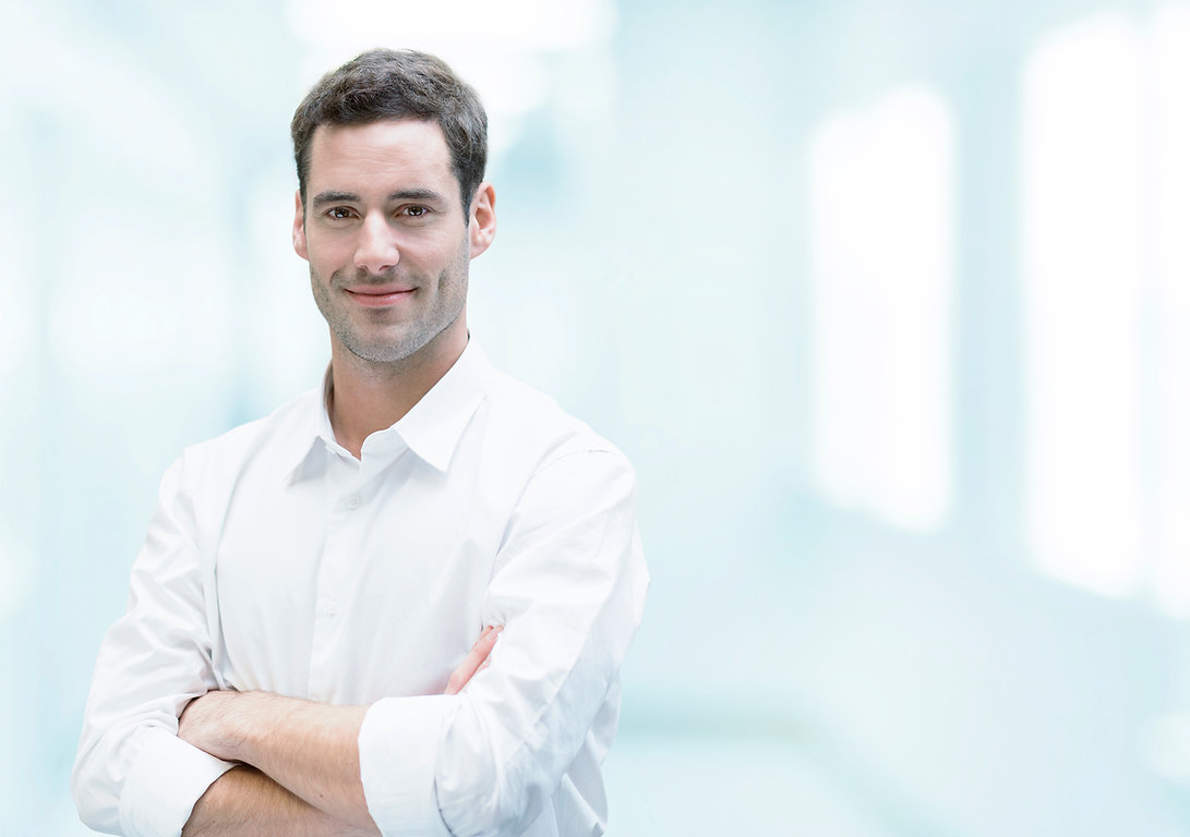 Professional Male Portrait