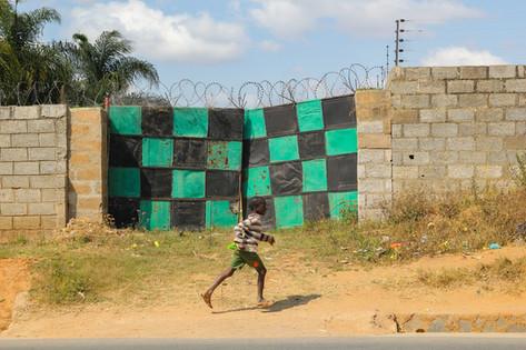 Checkered Gate: Fleet-Footed