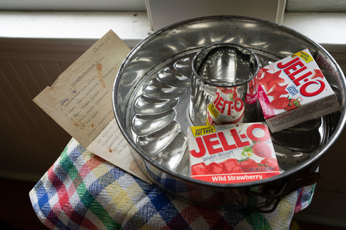 Ode to JELL-O