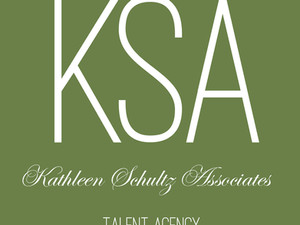 Signed with Kathleen Schultz Associates Talent Agency