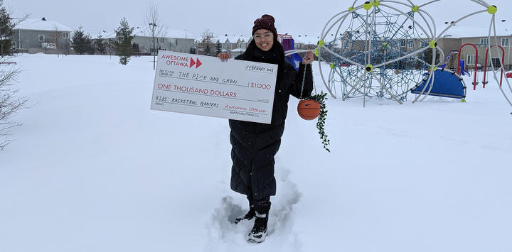Awesome Ottawa Award/Grant
