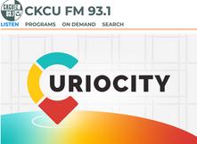 CKCU FM Radio Interview