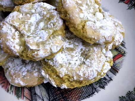 Rezept für himmlische Pistazien-Kekse