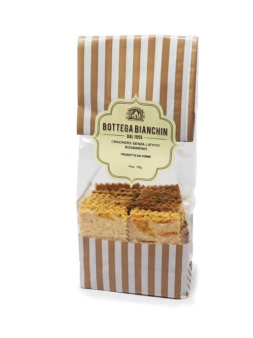 Crackers mit Rosmarin
