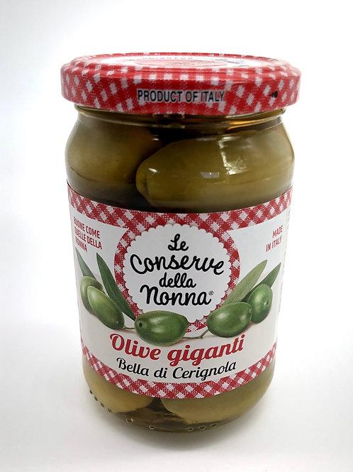 Le Conserve della Nonna Olive giganti