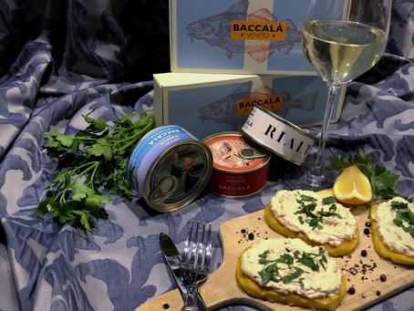 Rezept-Idee Baccalà con Polenta