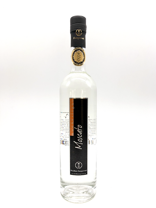 Zamperoni Distillati Grappa Moscato