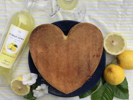 Limoncello - Kuchen