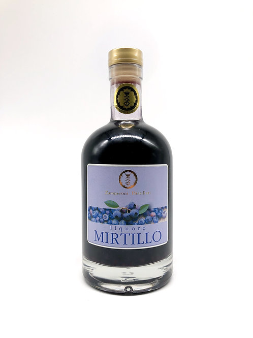 Zamperoni Distillati Liquore Mirtillo