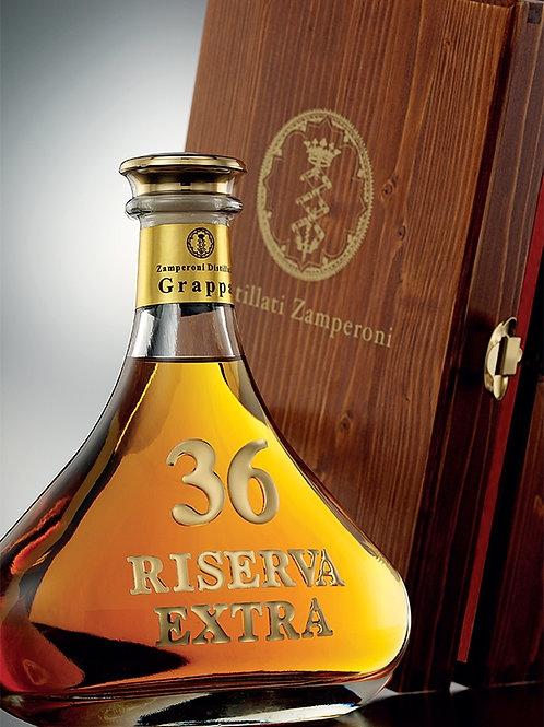 Zamperoni Distillati Grappa Riserva Extra 36