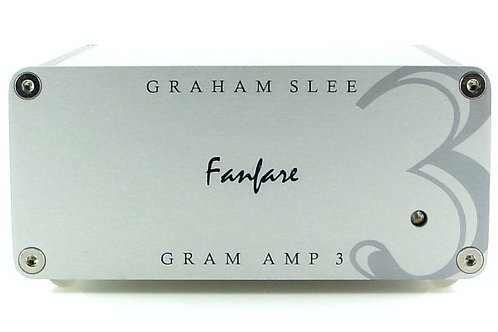 Graham Slee Gram Amp Fanfare Phono Stage MC