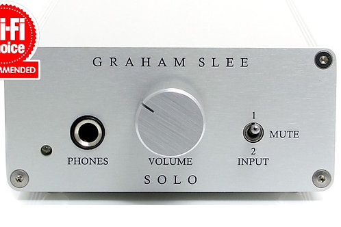 Graham Slee Solo SRGII Headphone Amplifier