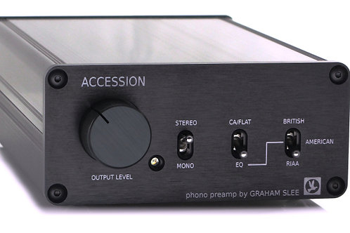 Graham Slee Accession Phono Stage MM or MC