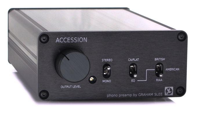 Graham Slee Accession M w/PSU1 SPEC. EXT