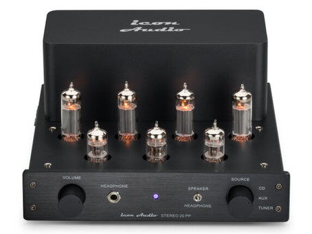 Feedback from Client on Icon Audio Stereo 20PP Integrated    Tube Amplifier