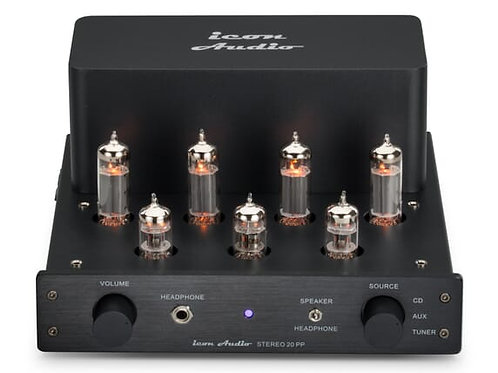 Icon Audio Stereo 20PP Tube Integrated