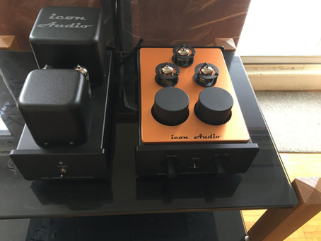 Client input on Icon Audio PS1 MKII MM/MC Phono Preamp