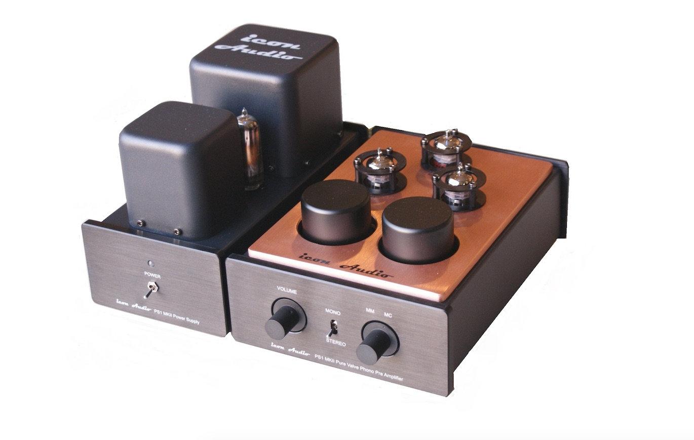 Icon Audio PS1 MKII MM/MC SHOWROOM DEMO