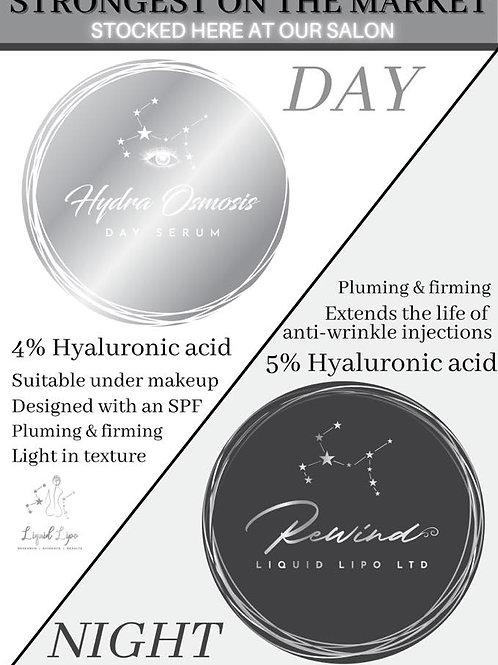 Hydra Osmosis/Rewind Face Care