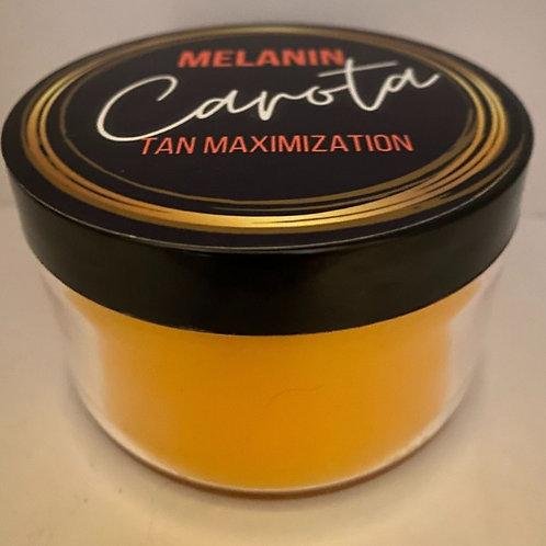 Melanin Carota Tanning Wax