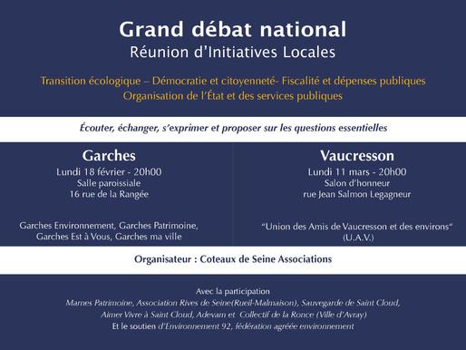 Réunion d'Initiatives Locales