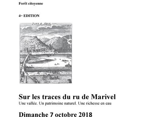 Sur les traces du ru de Marivel
