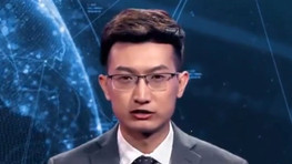 The World's First A.I. News Anchor